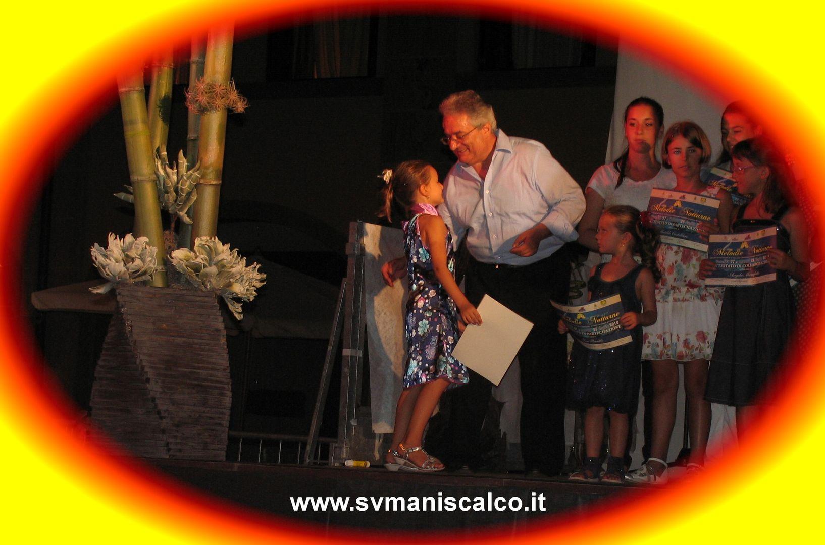 Melodie notturne - S.V. Maniscalco