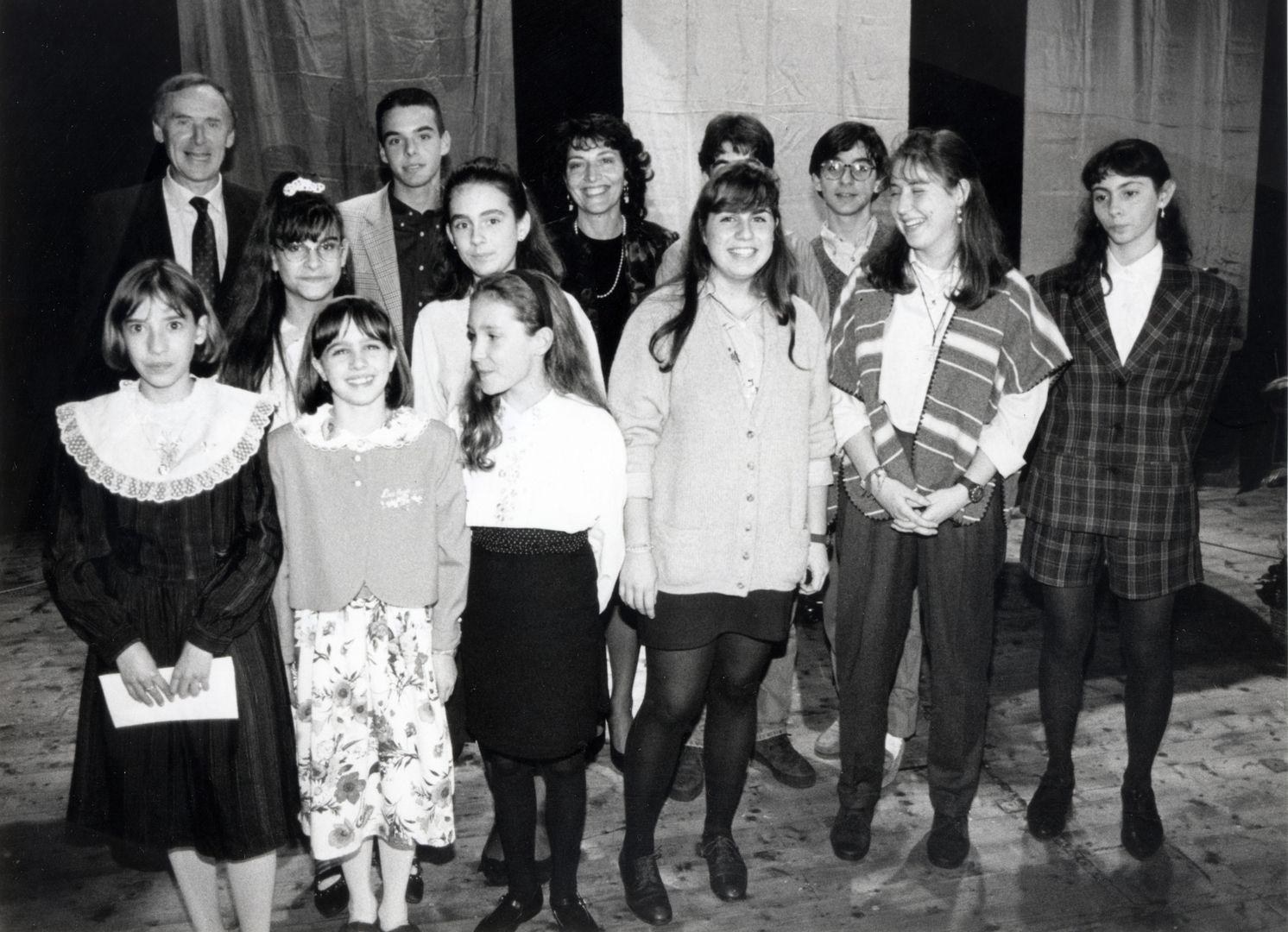 1993 . I vincitori