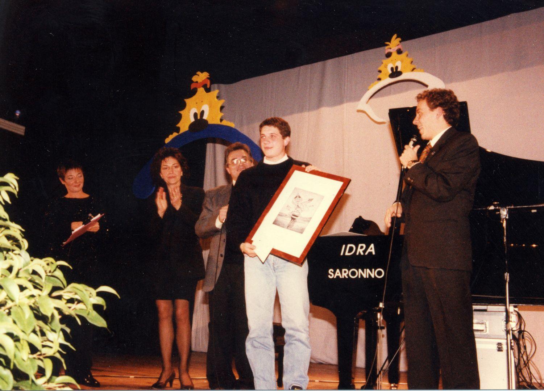 1996.01 Concorso Sara