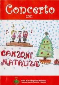 Canzoni natalizie - CD Copertina