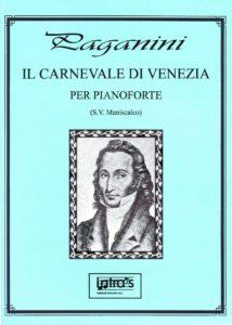 Il carnevale di Venezia-copertina